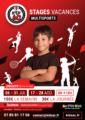 Affiche stages vacances été 2020 KidZ'Ac Toulouse