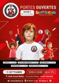 Affiche rentrée septembre 2021 KidZ'Ac Toulouse